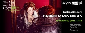 Met: Roberto Devereux